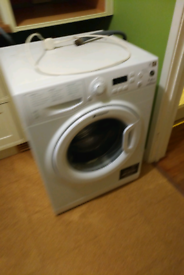 Hotpoint washing machine AAA rated as new