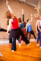 Nia! Barefoot fusion fitness in Dance, Yoga, Martial Arts