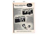 Leica lll f 1951+ Elmar 5cm 3.5