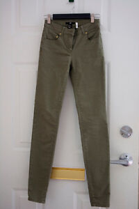 H&M Olive Green Pants/Jeans