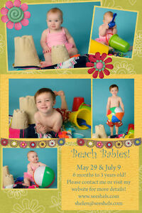 Beach Babies limited edition portraits!