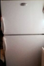 Whirlpool Fridge freezer clean inside and out can also deliver to your address