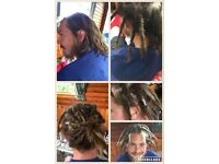 Dreadlocks and dreadlock maintenance