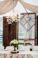 First Stop Wedding Decor Rentals