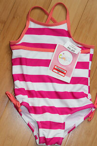 Girls Swim Suits/Cover-Ups - Size 2