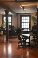 Startup Co-working: Old Port / Vieux-Montréal