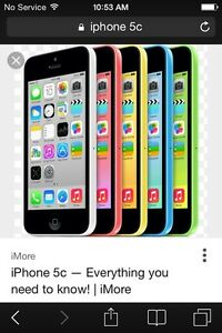 Looking for iPhone 5c for sale