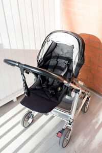 Mamas and Papas Urbo2 Reversible Seat Stroller (barely used!)