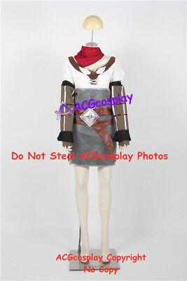 Dragon Age Bethany Hawke Cosplay Costume include pants