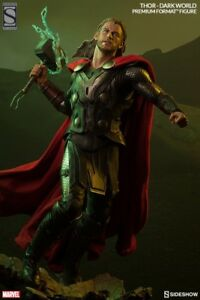 Thor Dark World Sideshow Collectibles 1/4 Statue Exclusive