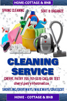 TrentHills & Surrounding Area HOME - COTTAGE  & BNB CLEANING