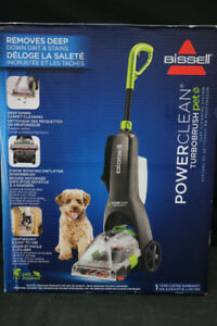 Bissell Power Clean Turbobruch Pet Vacuum 2085c (#19337-1)