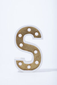 Marquee Letter 10.00 Brand New