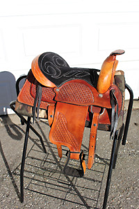 "Youth size 13"" saddle - excellent condition"