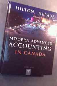 Modern Advanced Accounting in Canada 7th Ed ACTG 4P34