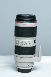 Canon 70-200 f2.8L IS - like New