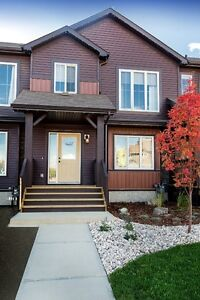 Investor Alert - Brand New Townhouse in South West LRT Community Edmonton Edmonton Area image 4