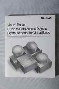 MS Guides to VB C++ DOS Excel Query