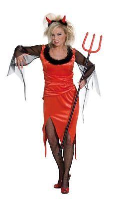Dreizack Teufelsgabel 120 cm Kostüm Zubehör Karneval