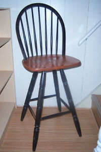 Bar Height Swivel Chair - 30' high