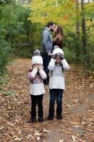 $75 Outdoor Family Sessions!