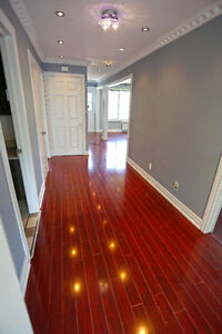 Recently RENOVATED 5 ½ apt for Rent @ Montreal North