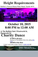 Charity Dance with Band