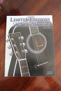 Martin & Co. July 2006 Limited Editions & New Models Catalog