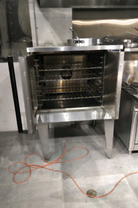 Us range gas convection oven full size
