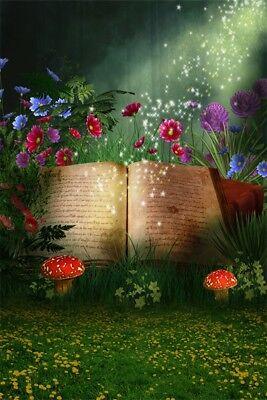 Справочный материал Fairytale Flowers Book Photography