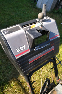 Out of season special! Snowblower for sale $75