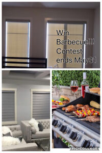 Window blinds.Get a quote and win Barbecue#5877039680/7802570122