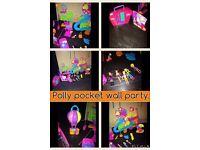 Polly pocket set