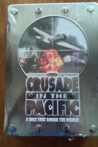 Crusade in the Pacific - Set (DVD, 2008, 5-Disc Set) NEW SEALED
