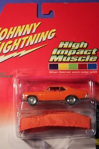 JOHNNY LIGHTNING  1970 Chevy Nova SS  (VIEW OTHER ADS)