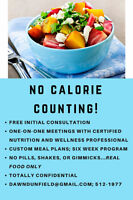 Nutritional Consulting - with certified professional