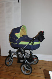 Bebe Confort Stroller (2 Options: Carrycot or Seat)