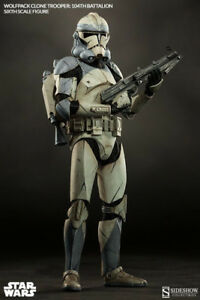 Sideshow Collectibles Star Wars - 104th Wolfpack Clone Trooper