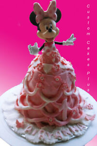 Unique Custom Cakes with 3D characters,Cupcakes, Wedding cakes