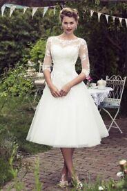 Jenny Packham Eden Ivory Wedding Dress Size 10   in Shepton Mallet ...