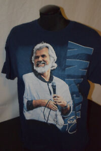 Kenny Rodgers 50 years t-shirt size large