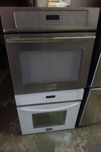BUILT IN WALL MOUNT (WHITE/STAINLESS STEEL) STOVE/OVEN/RANGE