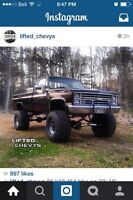 Looking for a 77-87 squarebody