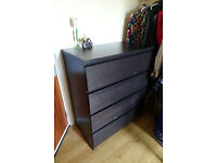 Ikea dresser/ chest of drawers