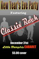New Years Eve with Classix Rock