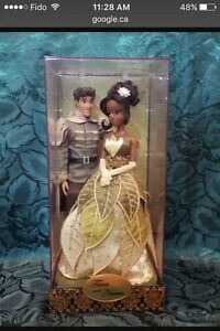 Limited edition Disney dolls. Strathcona County Edmonton Area image 4