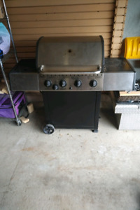 Broil king stainless BBQ