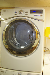 Whirlpool Natural Gas Duet Dryer with STEAM - Top of the Line!