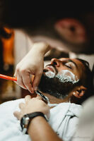 Looking For An Experienced Barber - A La Recherche D'un Barbier