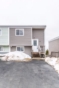 OPEN HOUSE SUNDAY 2-4pm! 64 Nash Crescent, Mount Pearl